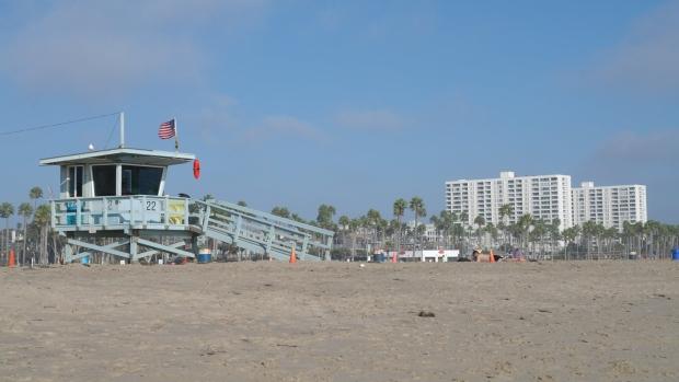 Santa Monica Baywatch :)