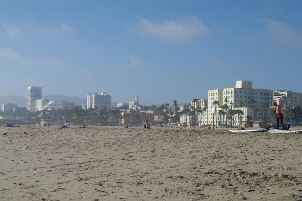 Pla?a w Santa Monica