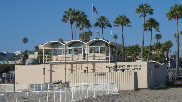 Santa Monica Life Guards HQ