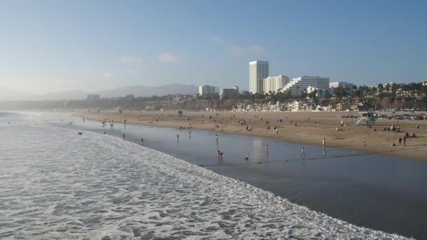 Pla?a Santa Monica