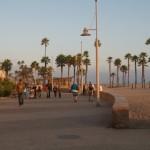 Bulwar w Santa Monica