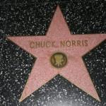 Gwiazda Chucka Norrisa