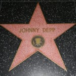 Johnny Depp's Star