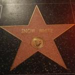 Królewna Śnieżka - Aleja Sław Hollywood