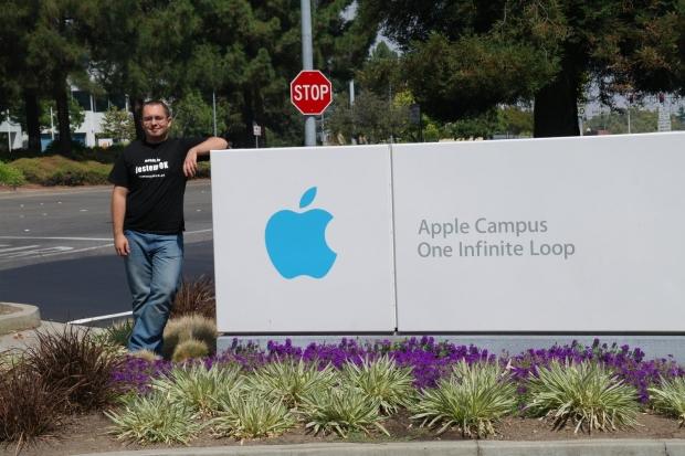 Apple Campus One Infinity Loop