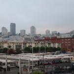 Zajezdnia trolejbusowa w San Francisco