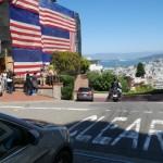 Skrzyżowanie z Lombard Street