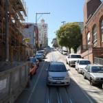Wąskie ulice San Francisco