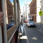 Wąskie uliczki SF