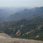 Widok z Moro Rock