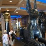 Wejście do Luxor