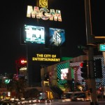 MGM sign