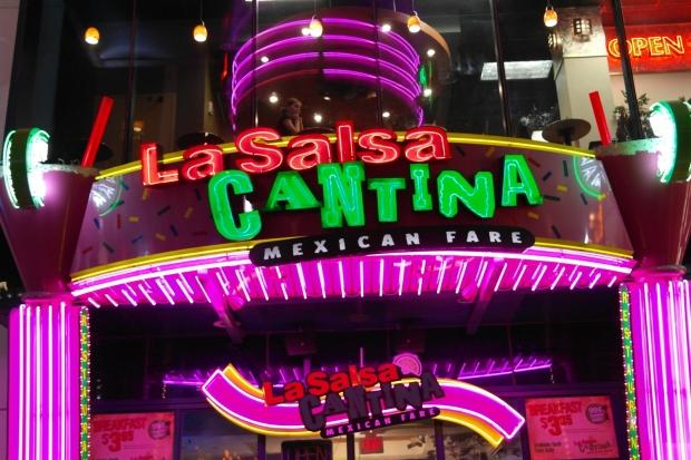 La Salsa Cantina, Las Vegas