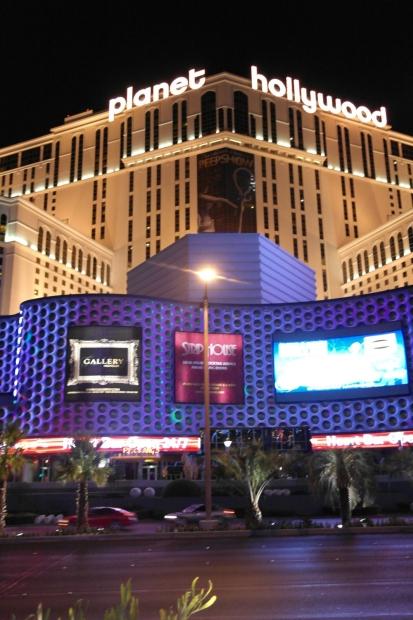 Planet Hollywood, Las Vegas