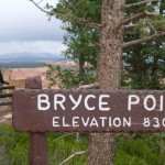 Bryce Point - 2529 m.n.p.m. - Bryce Canyon National Park
