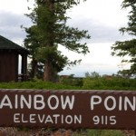 Rainbow Point - 2778 m.n.p.m. @ Bryce Canyon National Park