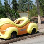 Samochód z filmu Grinch