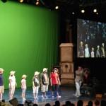 Pokaz efektów specjalnych: green screen