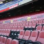 Trybuny Camp Nou