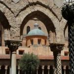 Monreale - katedra za arkadami