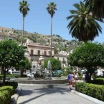 Monreale - fontanna przed katedr?