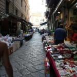 Palermo - targowisko