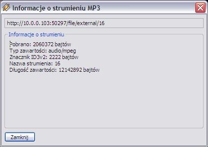 WinAmp for Android - odtwarzanie muzyki z podpi?tego telefonu