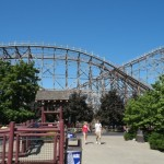 Stary rollercoaster