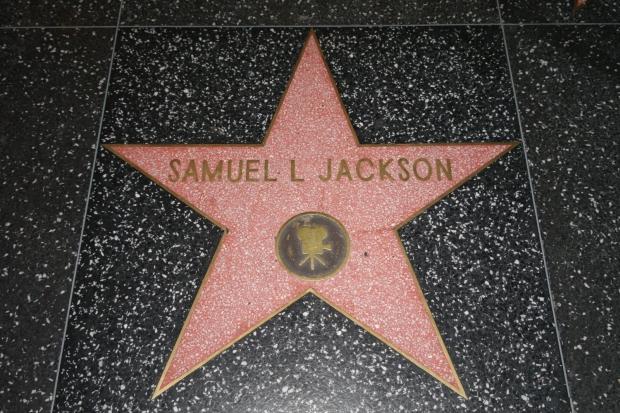 Samuel L. Jackson star