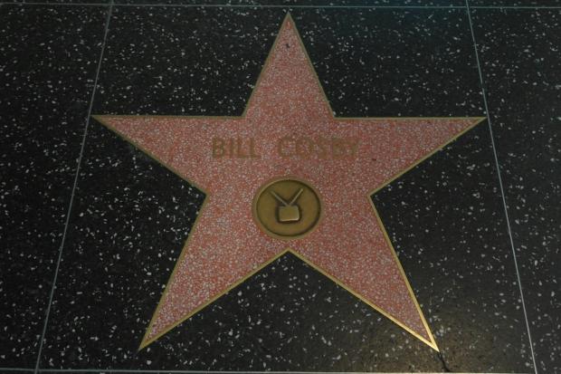 Bill Cosby - Aleja S?aw Hollywood
