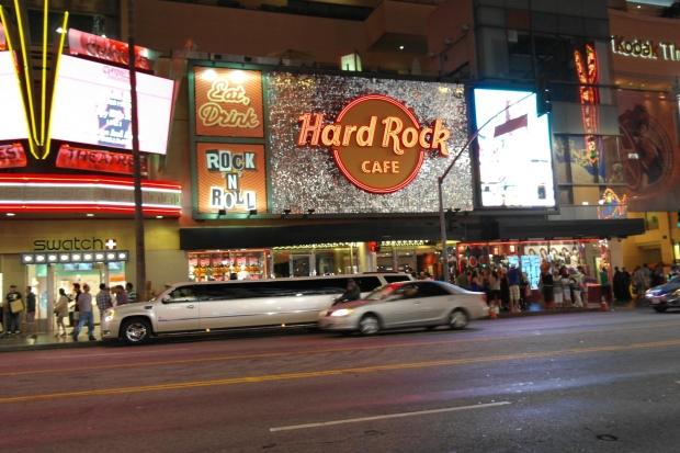 Hard Rock Cafe - Hollywood Boulevard
