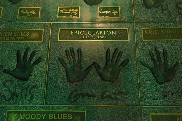 Eric Clapton - The Guitar Center