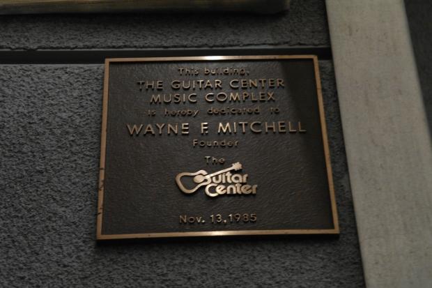 The Guitar Center