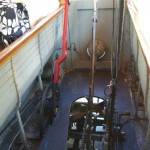 Mechanizm tramwaju linowego